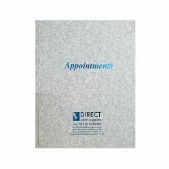 Direct Salon Supplies 6 Column Appointment Book